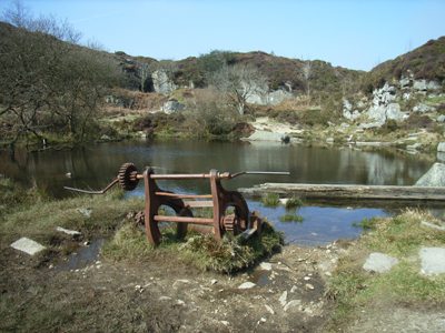 Haytor Quarries
